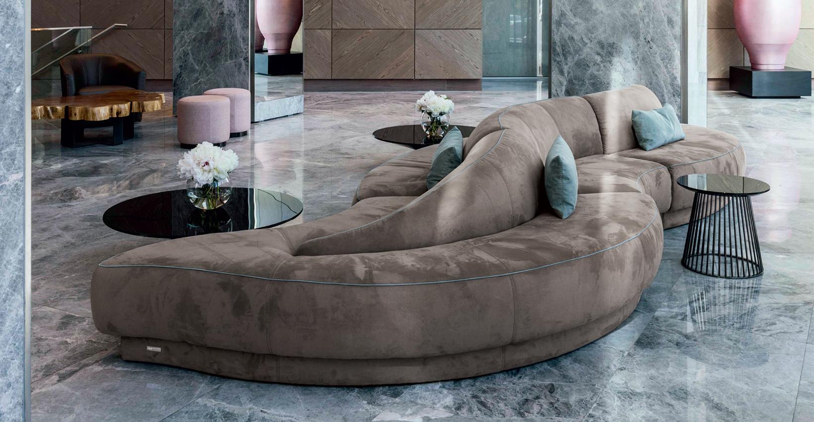 Sofa Wave - Gamma Arredamenti