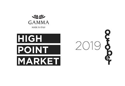 Stand high point october 2019 gamma arredamenti for Dama arredamenti